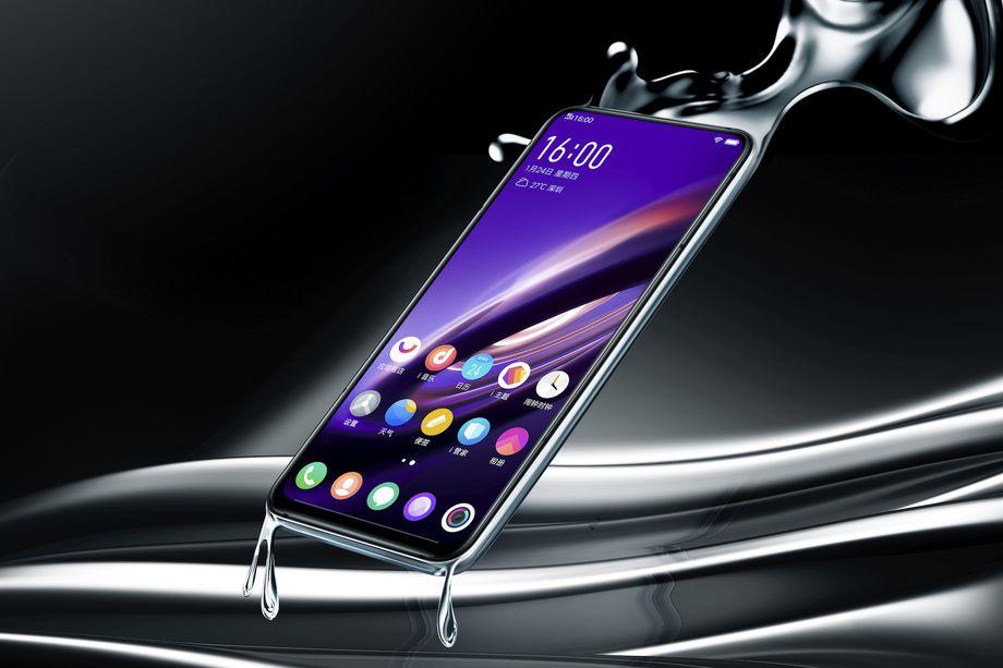 فيفو تكشف عن هاتف Apex 2019 بدون أي منافذ وأزرار وبدعم تقنية 5G