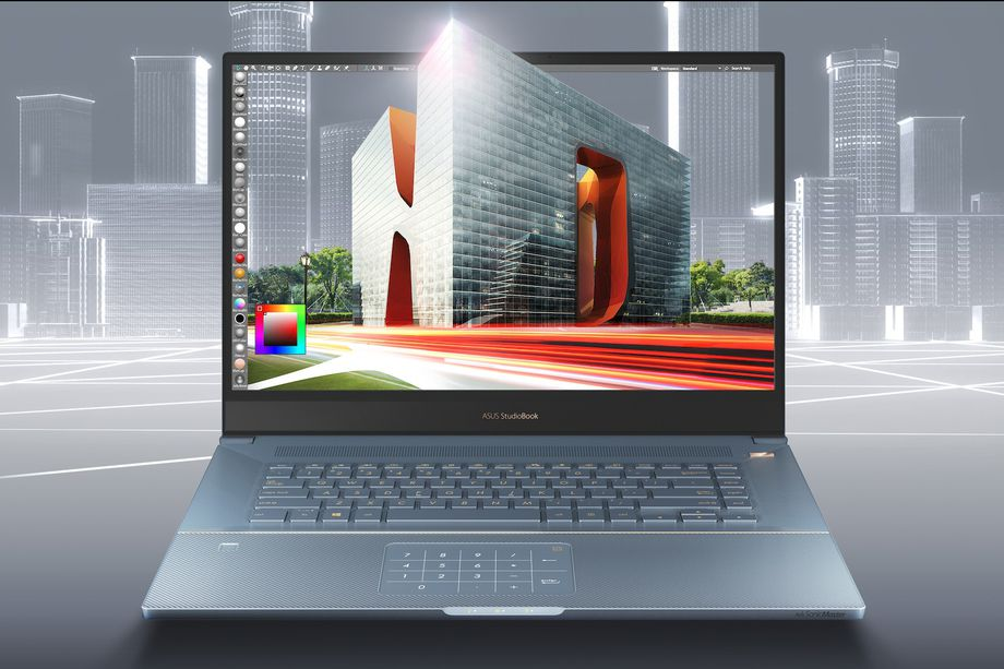 CES 2019: أسوس تكشف عن لابتوب StudioBook S مع شاشة 17 بوصة