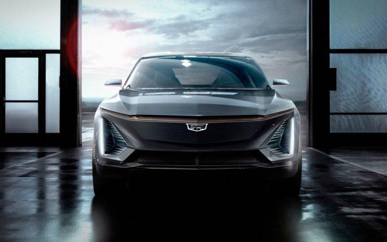 جنرال موتورز تعرض صوراً لنموذج سيارة كاديلاك الكهربائية ...
