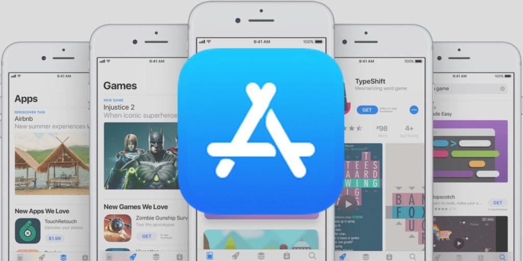 """منظومة متجر تطبيقات آبل """"App Store"""" شهدت معاملات تجارية بنحو 519 مليار دولار في 2019"""