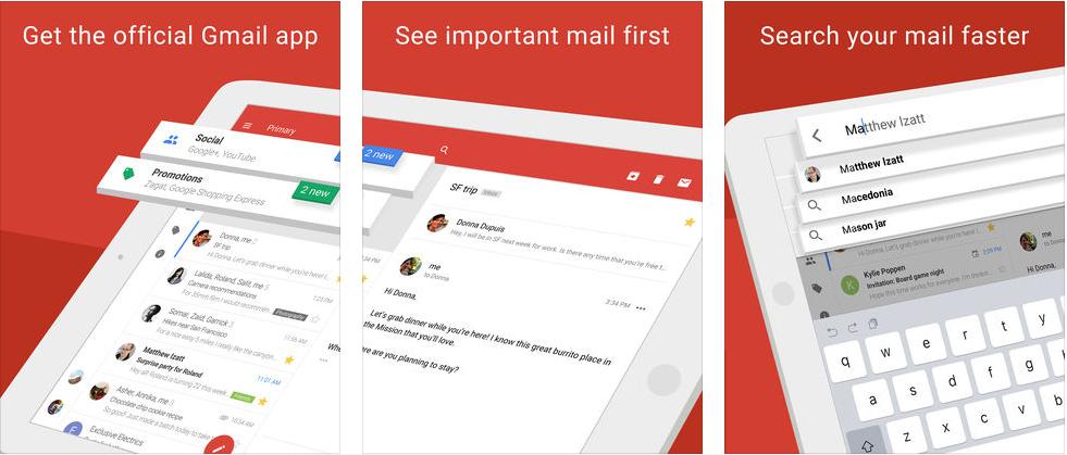 """تحديث جي مايل على iOS يدعم الآن شاشات """"آيباد برو 2018"""""""