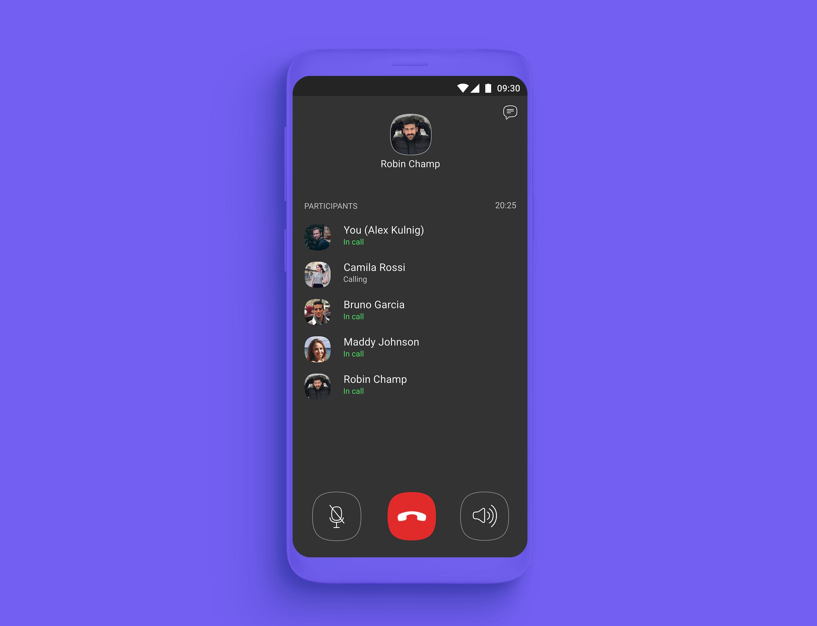 تحديث فايبر 10 على أندرويد يأتي بتصميم جديد ودعم للمكالمات الجماعية