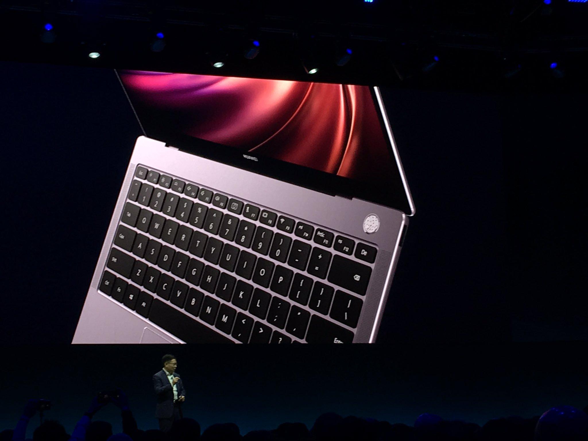 MWC19: هواوي تكشف عن MateBook X Pro جديد بقوة أداء أعلى