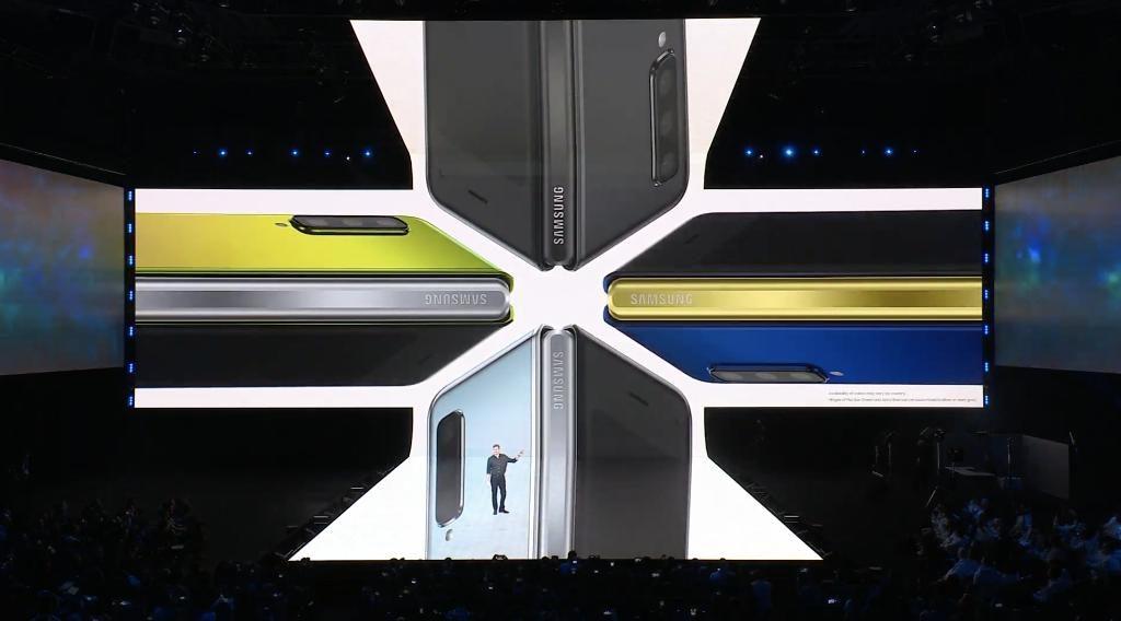 مؤتمر سامسونج: الكشف عن الهاتف القابل للطي Galaxy Fold بشاشة تصل 7.3 بوصة