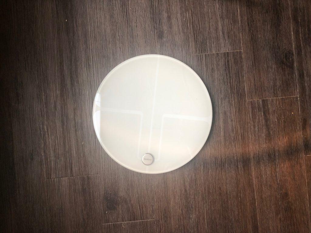 مراجعة: Qardiobase 2 ، أفضل أموال يمكن شراؤها لقياس وزنك!