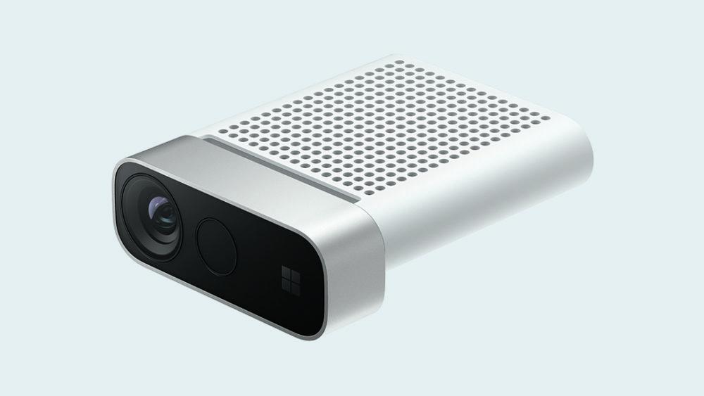 MWC19: مايكروسوفت تكشف النقاب عن جهاز Azure Kinect بدعم خدماتها السحابية