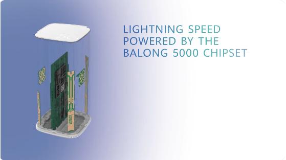 MWC19: هواوي تكشف عن رقاقة الجيل الخامس Balong 5000
