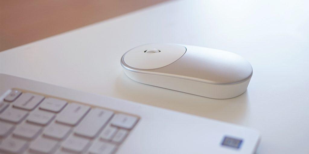 الفأرة اللاسلكية Mi Portable Mouse