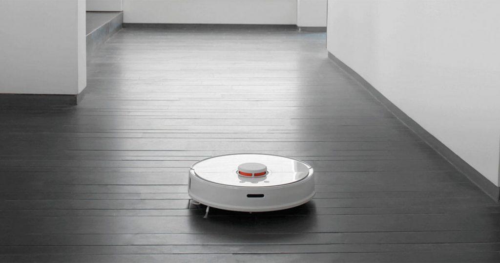 المكنسة الكهربائية الآلية Mi Robotic Vacuum