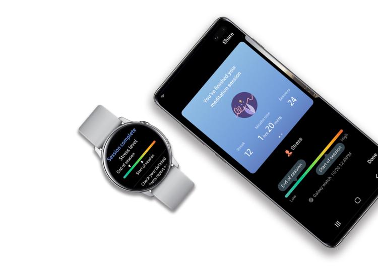 سامسونج تُعلن عن دمج وظائف خدمة Calm في تطبيقها Samsung Health