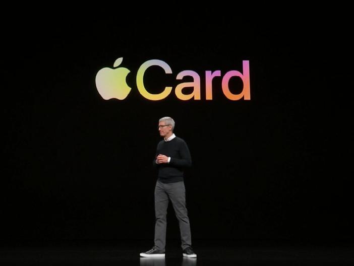 آبل تعلن عن بطاقتها الائتمانية Apple Card المدعمة لخدمتها Apple Pay