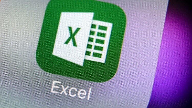 تطبيق إكسل يدعم الآن التقاط صورة لجدول البيانات واستيرادها