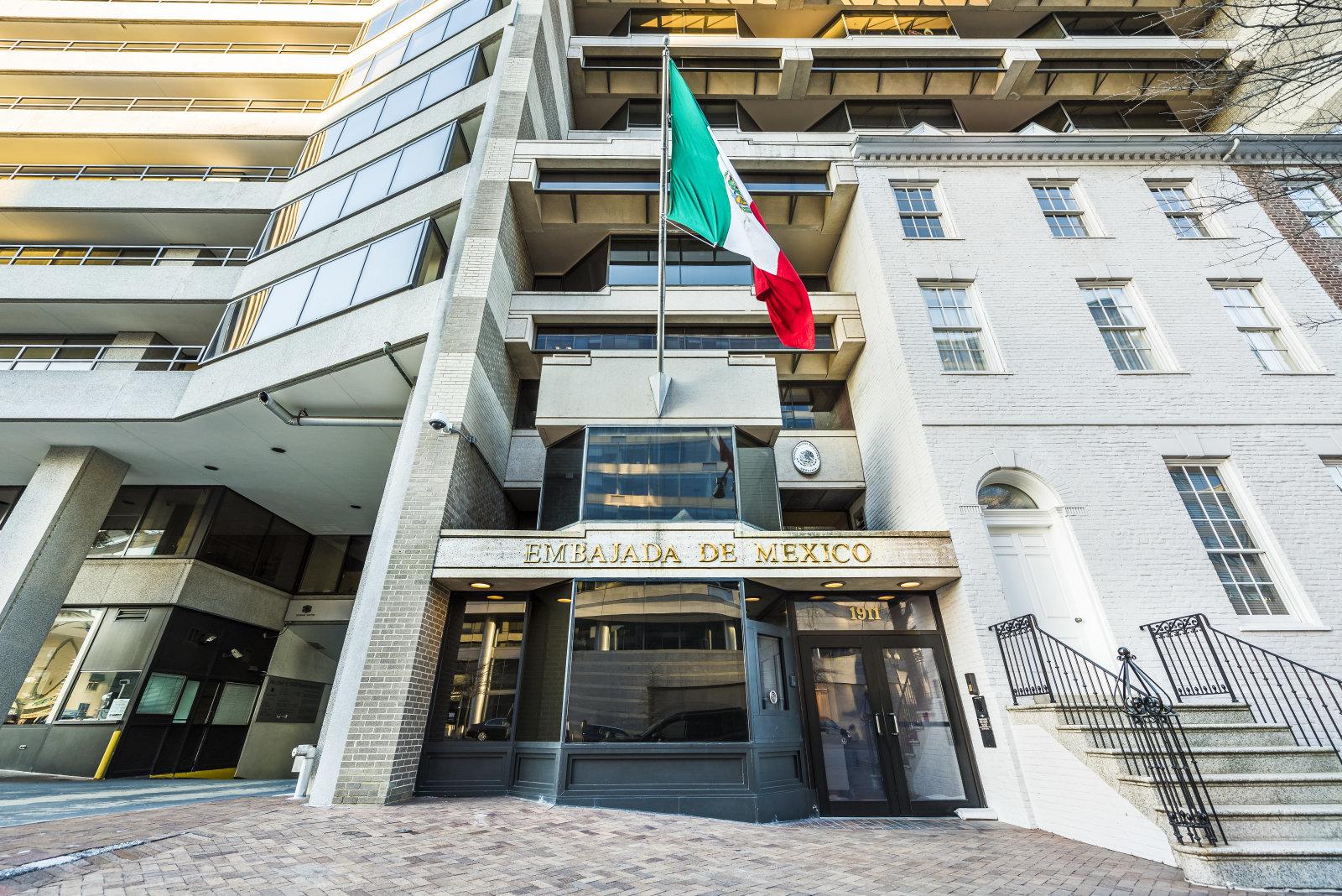 اختراق السفارة المكسيكية في غواتيمالا وتسريب آلاف المستندات الحساسة