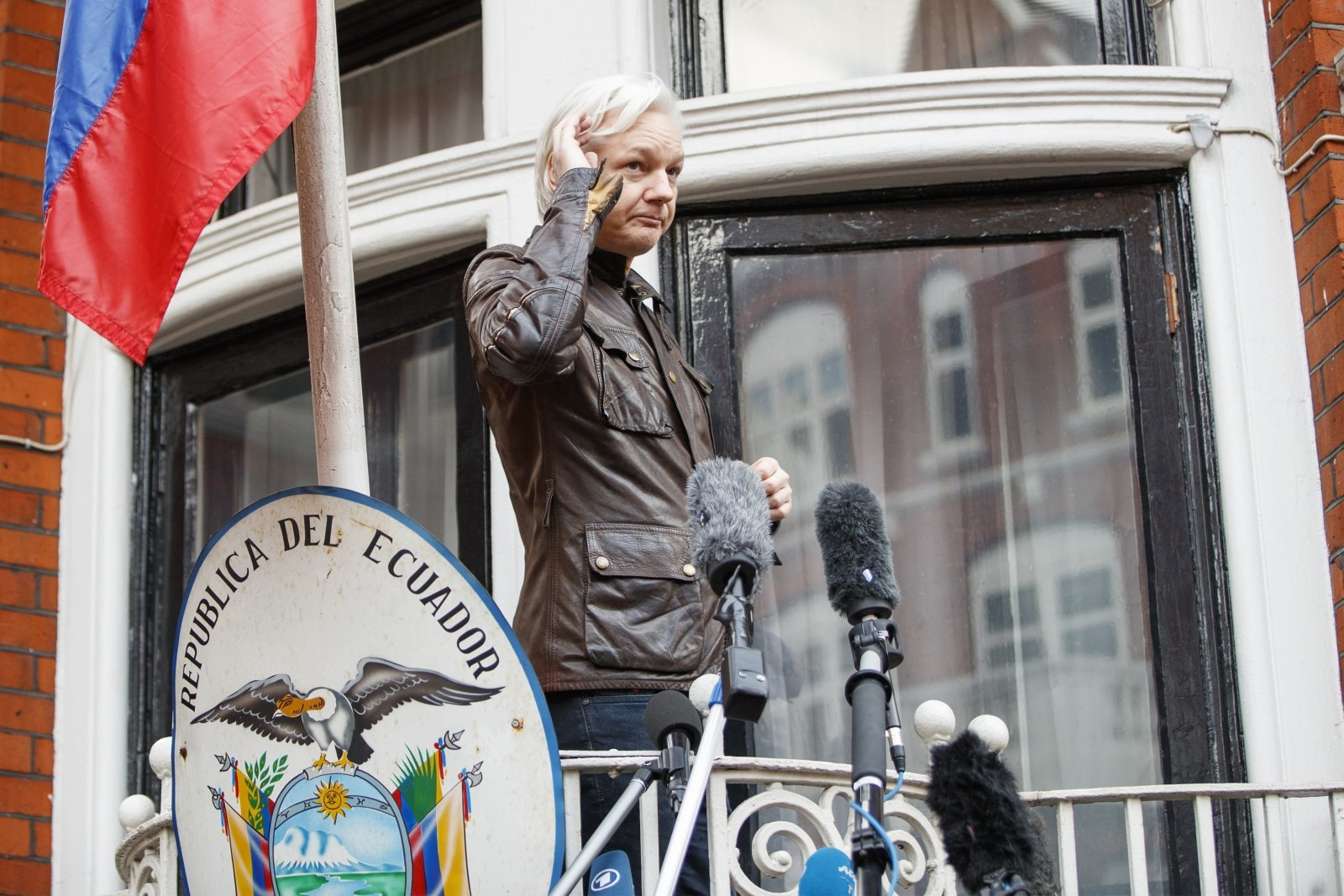 الاكوادور تتعرض لـ 40 مليون هجوم الكتروني عقب تسليم مؤسس ويكيليكس للسلطات البريطانية