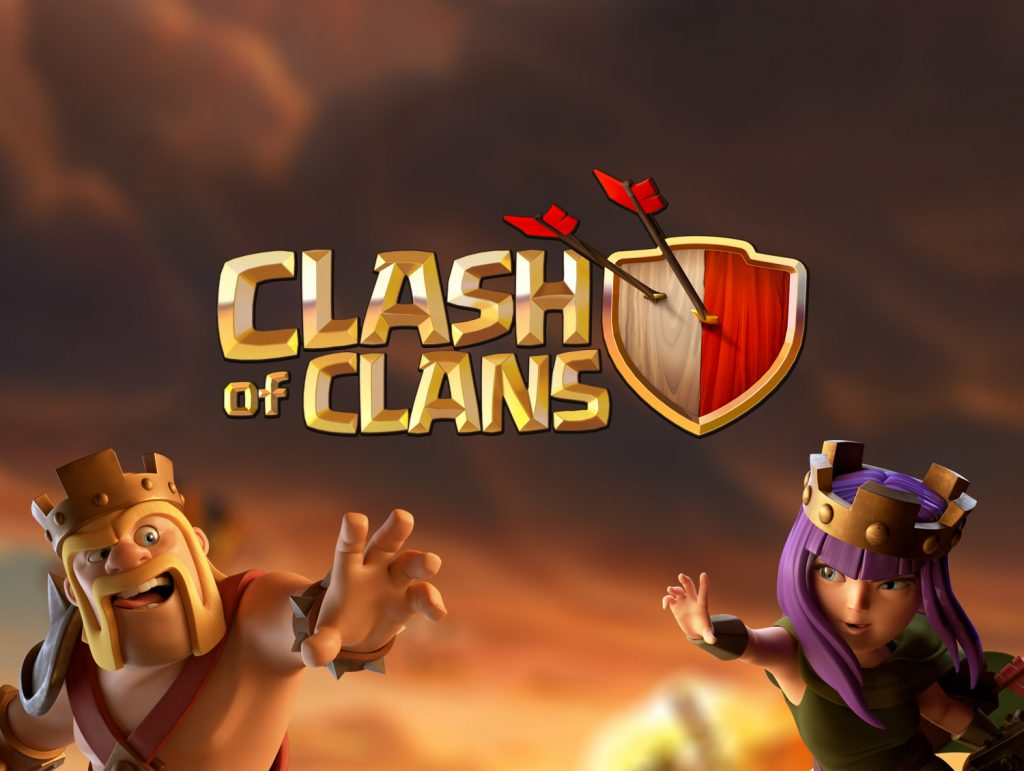 كلاش أوف كلانس Clash of Clans