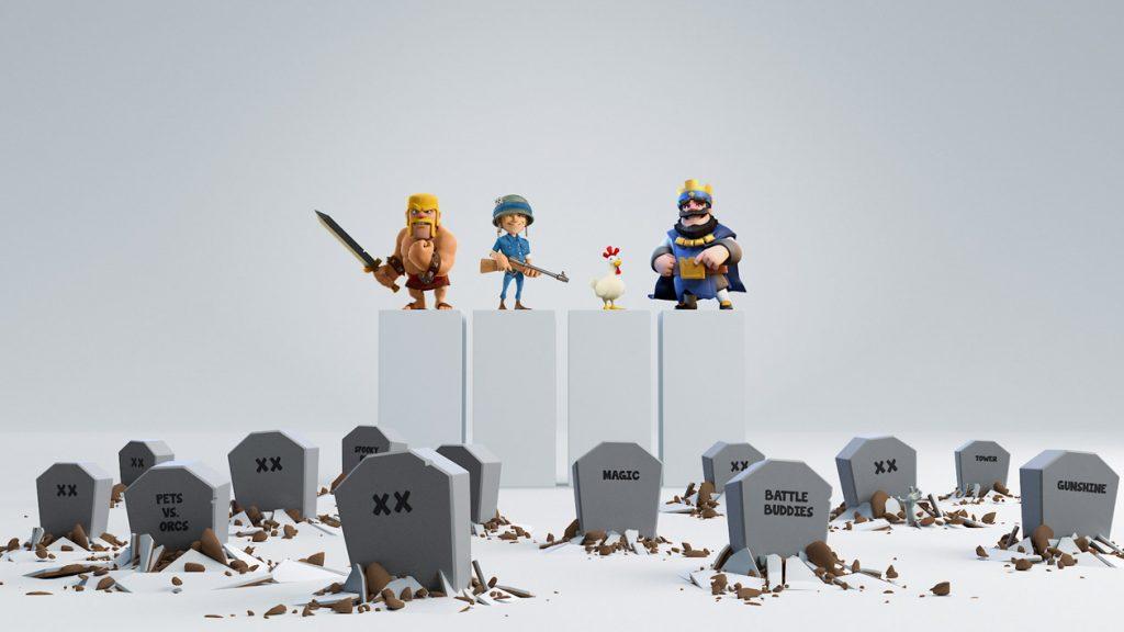 ألعاب Supercell