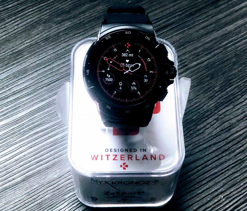مراجعة: ساعة MyKronoz ZeSport 2 الرياضية الذكية