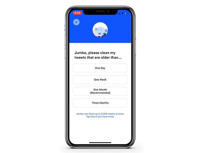 تطبيق Jumbo الجديد عبارة عن مساعد قوي للخصوصية على iOS