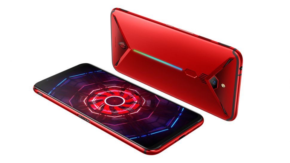 ZTE تطلق هاتف الألعاب نوبيا Red Magic 3 بمروحة تبريد داخلية