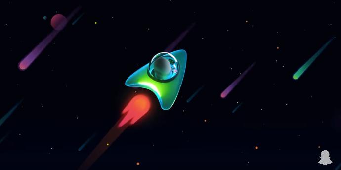 سناب شات تعلن عن منصة ألعاب Snap Games والبداية مع Bitmoji Party