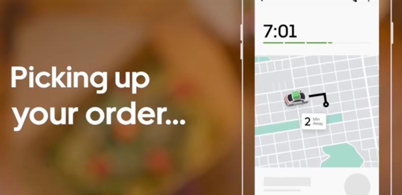 تحديث Uber Eats يقدم مزايا أفضل لتعقب الطلبات من البداية للنهاية