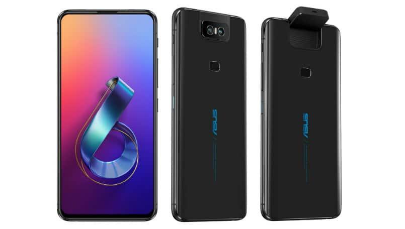 أسوس تعلن عن هاتفها الراقي Zenfone 6 بشاشة كاملة وكاميرا مزدوجة متحركة