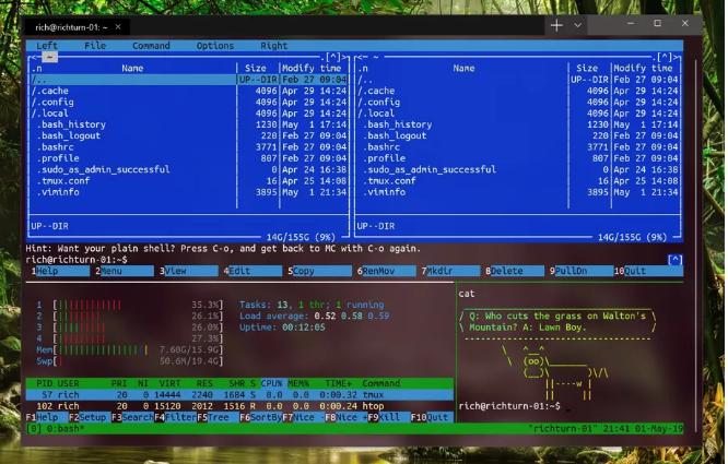 Windows Terminal برنامج سطر أوامر جديد من ويندوز - مايكروسوفت