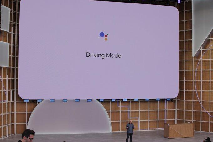 قوقل تكشف عن وضع القيادة Driving Mode في مساعد قوقل