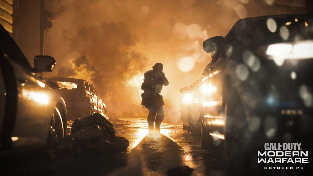 لعبة Call of Duty: Modern Warfare قادمة إلى السلسلة في 25 أكتوبر