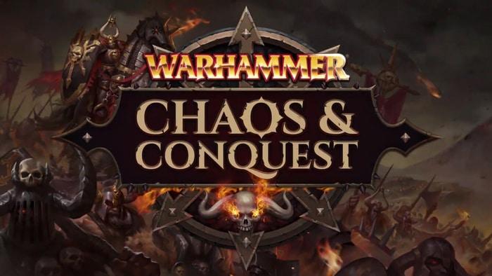 لعبة Warhammer: Chaos & Conquest متاحة الآن ورسميًا على أندرويد