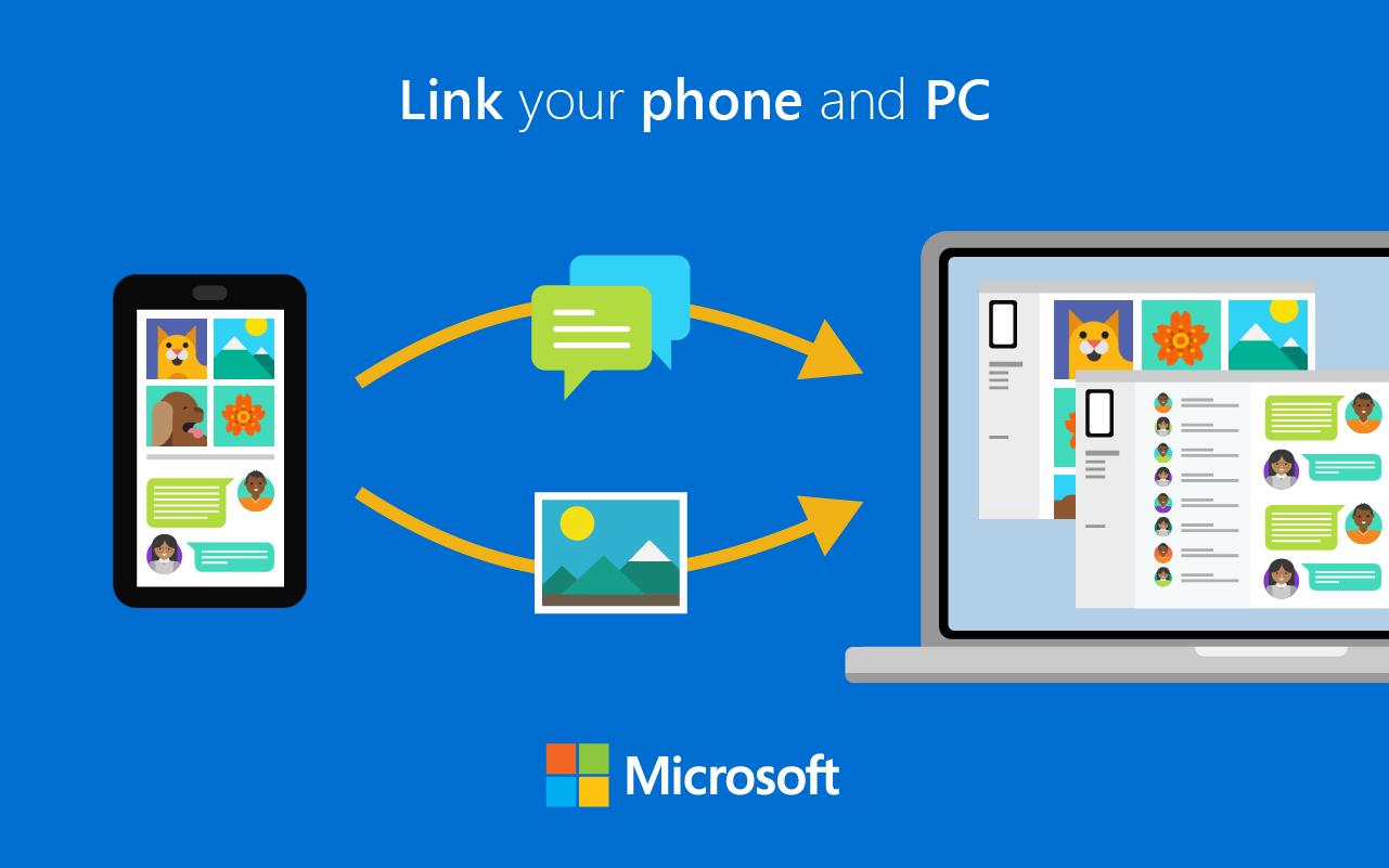 مايكروسوفت تُحدّث تطبيقها Your Phone بدعمه لرسائل MMS ومزامنة بيانات الهاتف