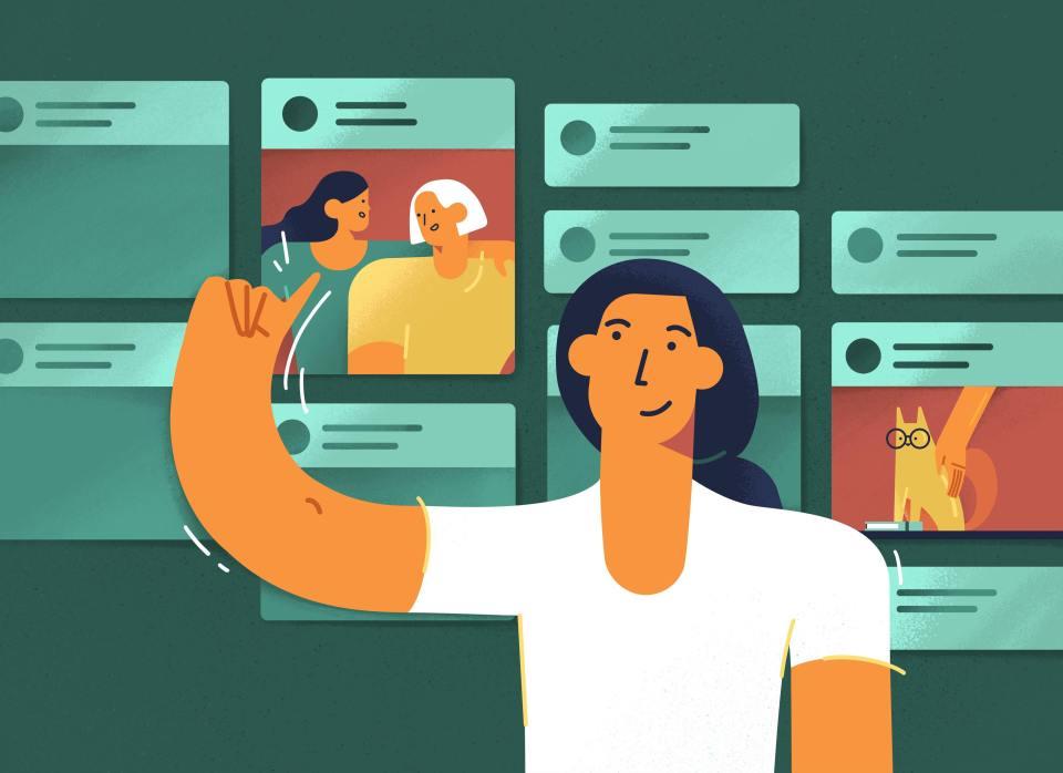 الصفحة الرئيسية على فيسبوك ستركز على إظهار منشورات الأصدقاء المقربين والروابط المهمة