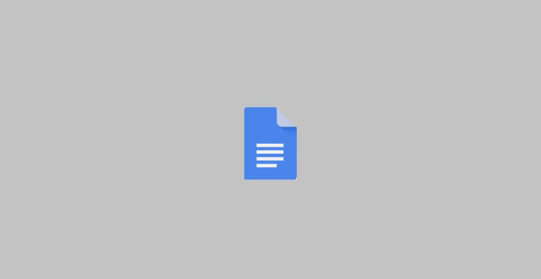 خدمة مستندات قوقل تدعم الآن إظهار الاختلافات بين وثيقتين