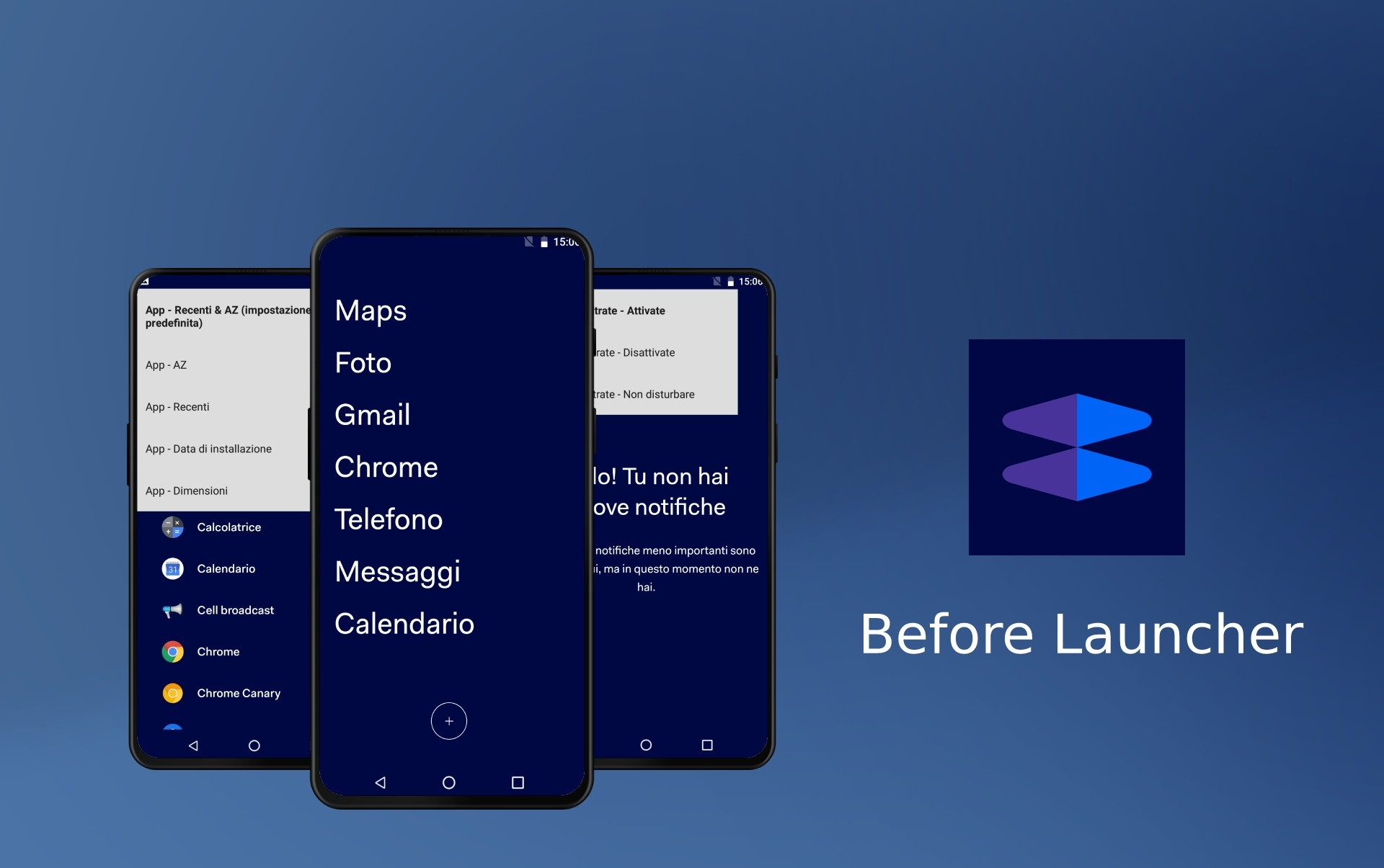 Before-Launcher