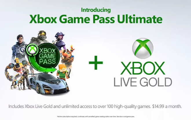 مايكروسوفت تطلق خدمة Xbox Game Pass Ultimate باشتراك شهري 15$