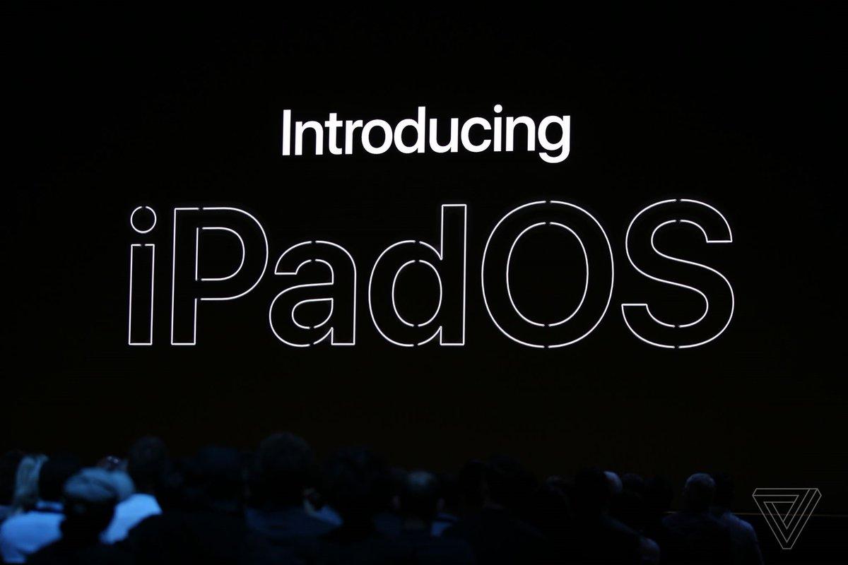 مؤتمر آبل: الكشف عن نظام iPadOS المخصص لأجهزة الآيباد