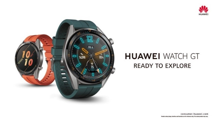مبيعات ساعة هواوي HUAWEI WATCH GT تتجاوز مليوني وحدة عالمياً