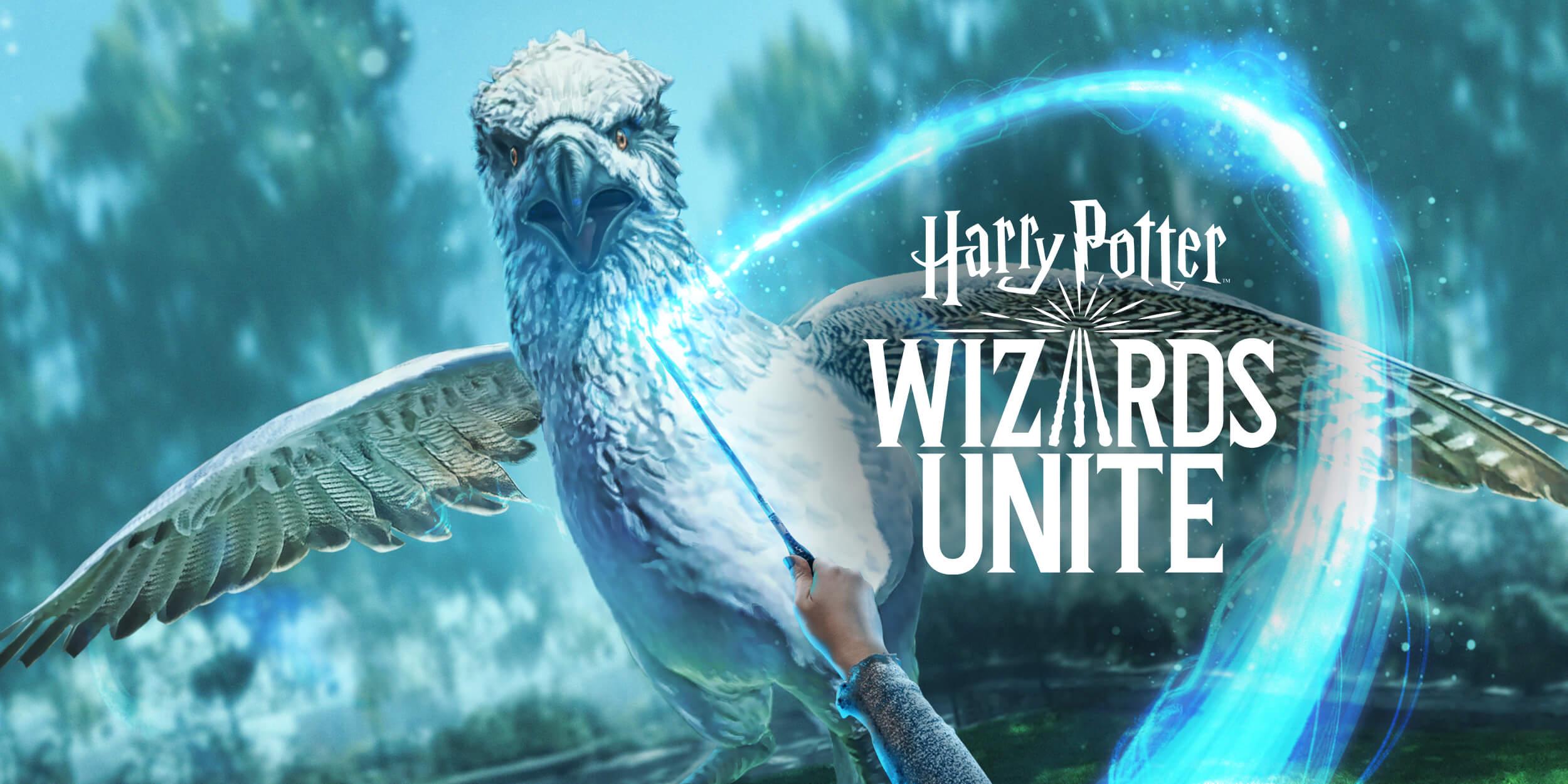 إطلاق لعبة Harry Potter: Wizards Unite خليقة بوكيمون جو يوم الجمعة القادم