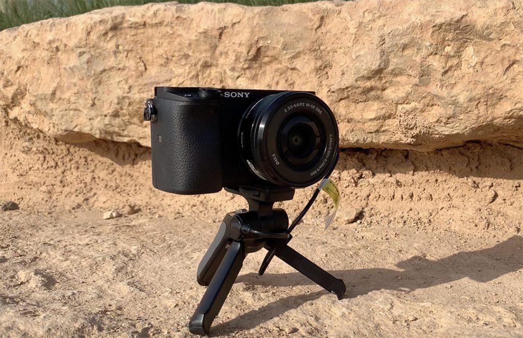 استعراض كاميرا سوني A6400