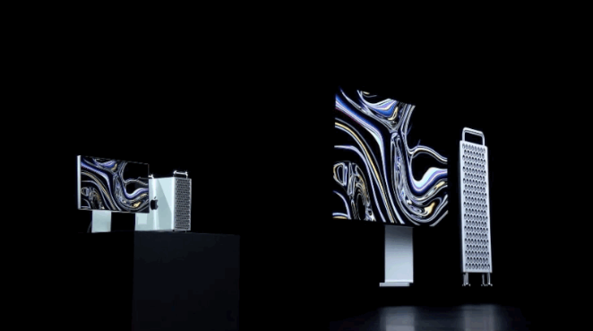 مؤتمرلآبل: الكشف عن نسخة جديدة كلياً من Mac Pro