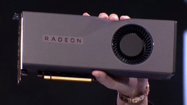 AMD تكشف عن مواصفات أول معالجاتها الرسومية بتقنية 7 نانو متر