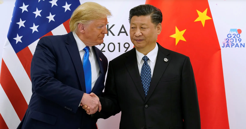 ترامب يقول أنه اتفق مع الصين على رفع الحظر عن هواوي
