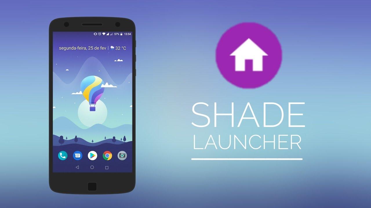 تطبيق اللانشر الجديد Shade يَمدُّكَ بمزايا إضافية مفيدة