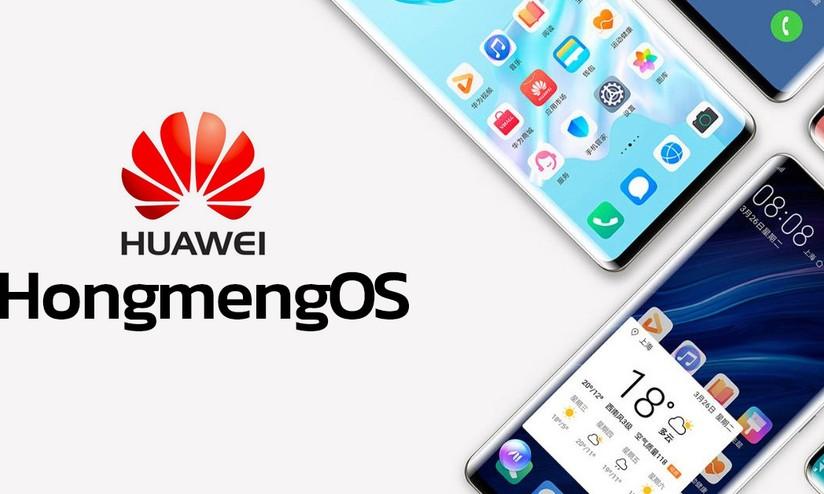 هواوي تؤكد أن نظام التشغيل HongMeng ليس للهواتف الذكية