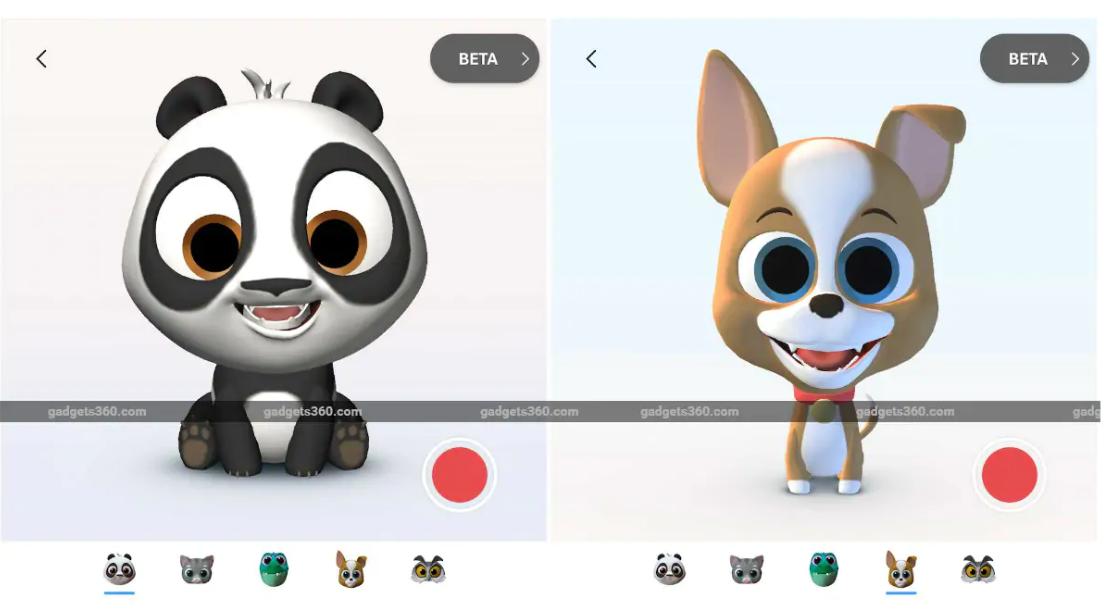 لوحة سويفتكي تدعم الآن إرسال رموز تعبيرية 3D متحركة تُحاكي تعبيرات وجهك