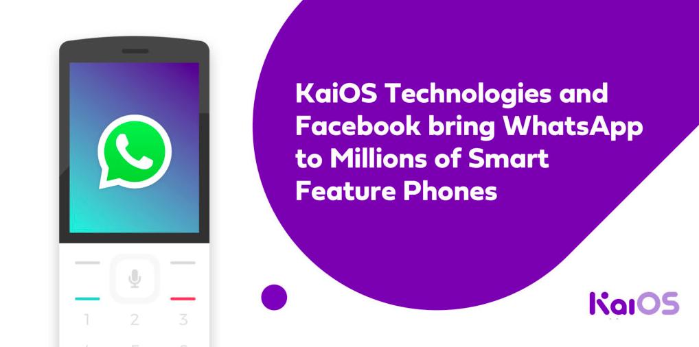رسميًا تطبيق واتساب يصل لهاتف نوكيا 8110 والعامل بنظام KaiOS