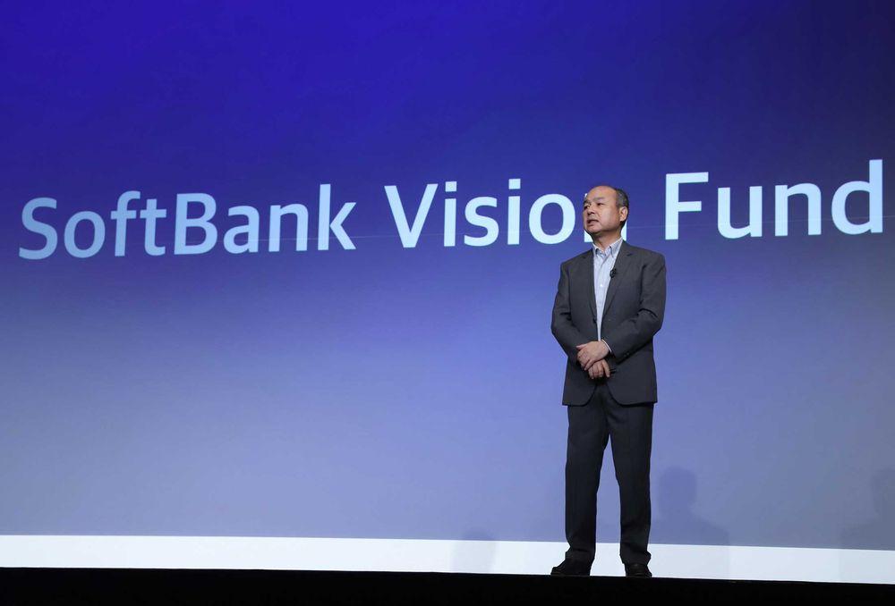 صندوق سوفت بانك Vision Fund 2 يجمع 108 مليار دولار للاسثمار في الذكاء الاصطناعي