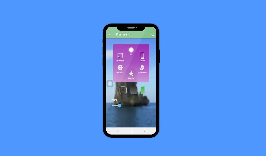 TouchMasterPro: تطبيق يعمل على تحسين التقاط صور الشاشة والتنقل بالإيماءات