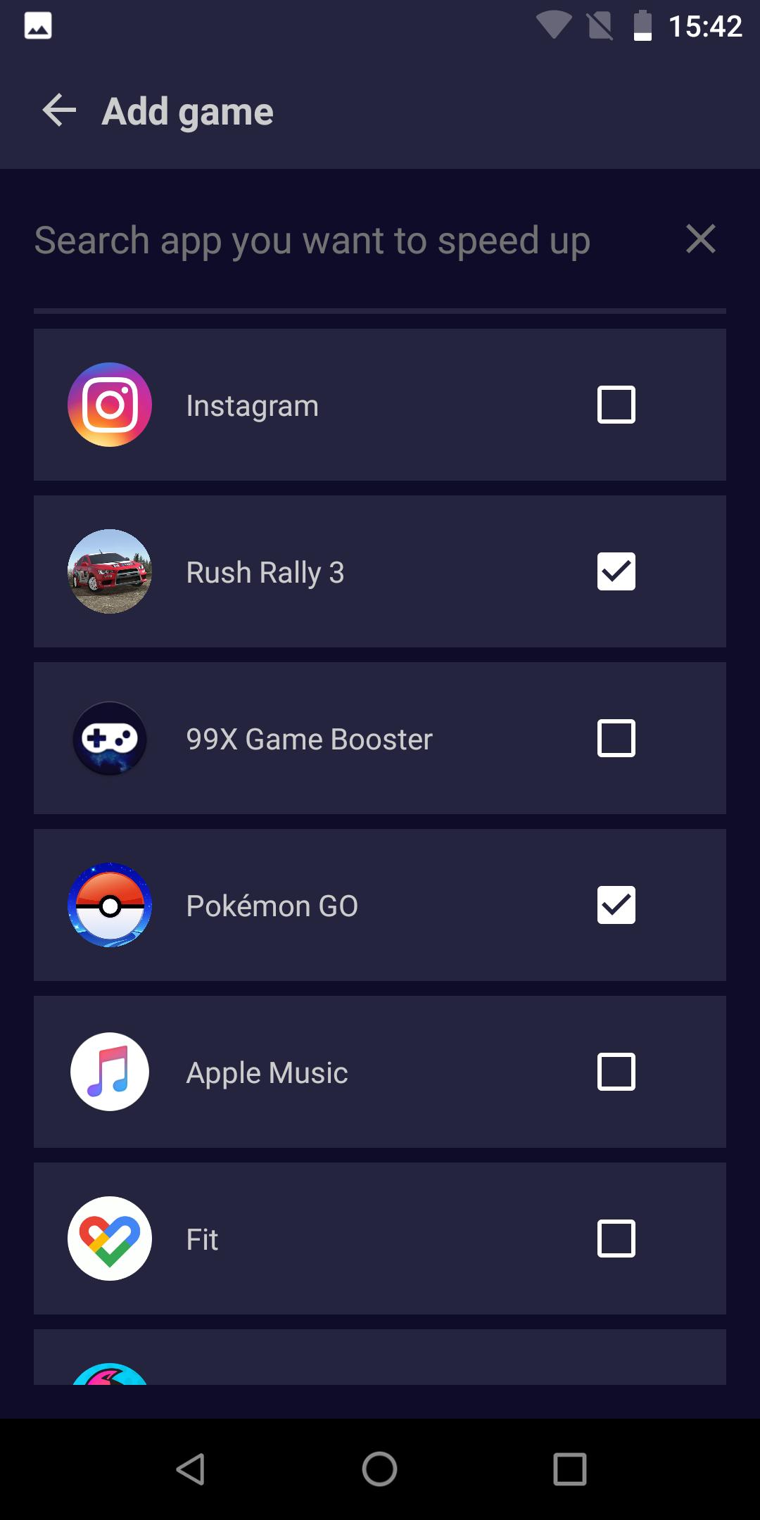 99XGameBooster: تطبيق يعمل علىرفع أداء هاتفك الأندرويد مع إبقائه نظيف