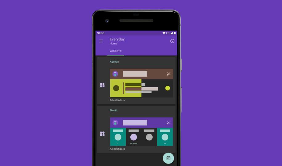 Everyday: أداة تقويم جديدة قابلة للتخصيص لمستخدمي أندرويد